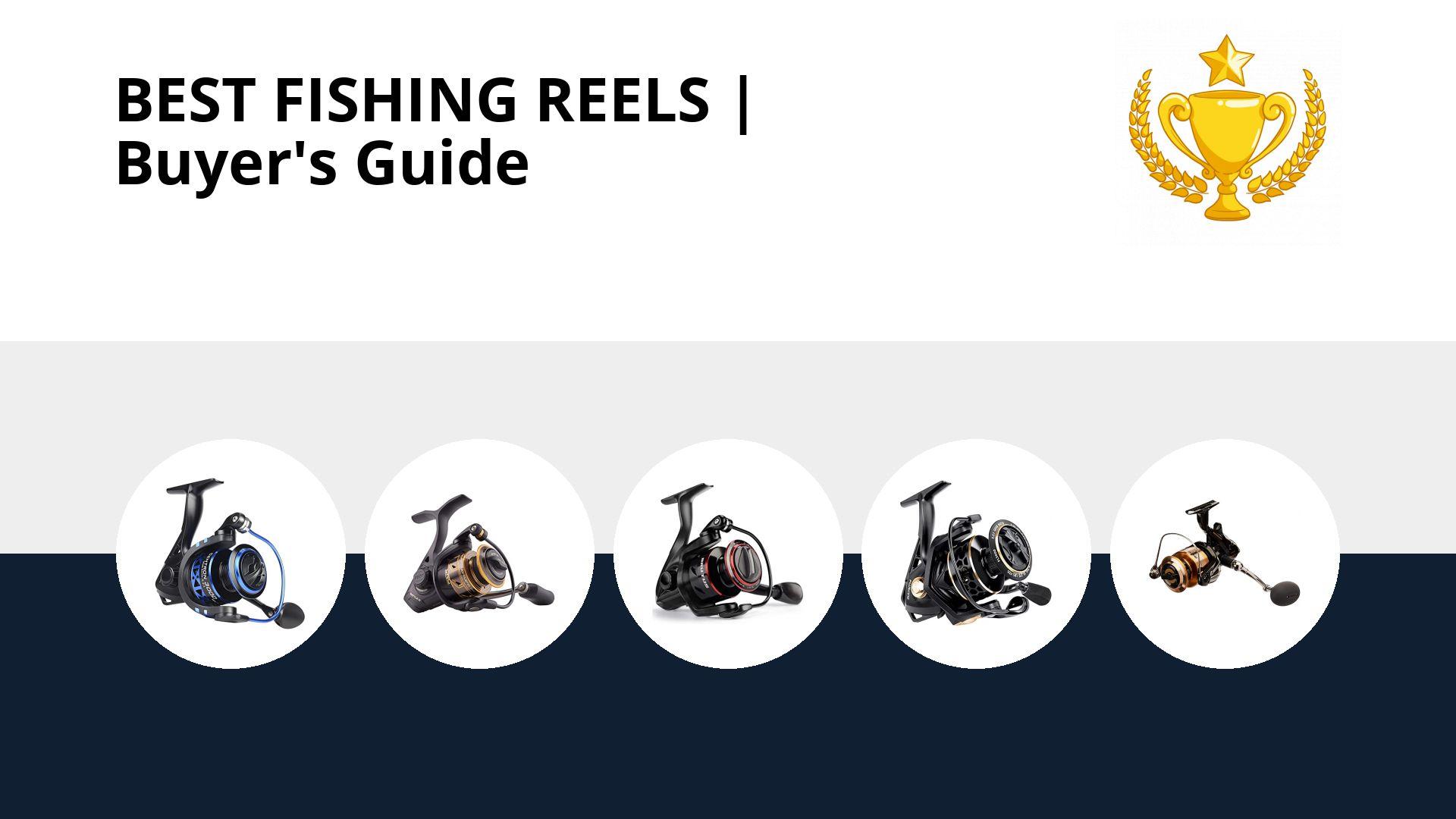 Best Fishing Reels: image