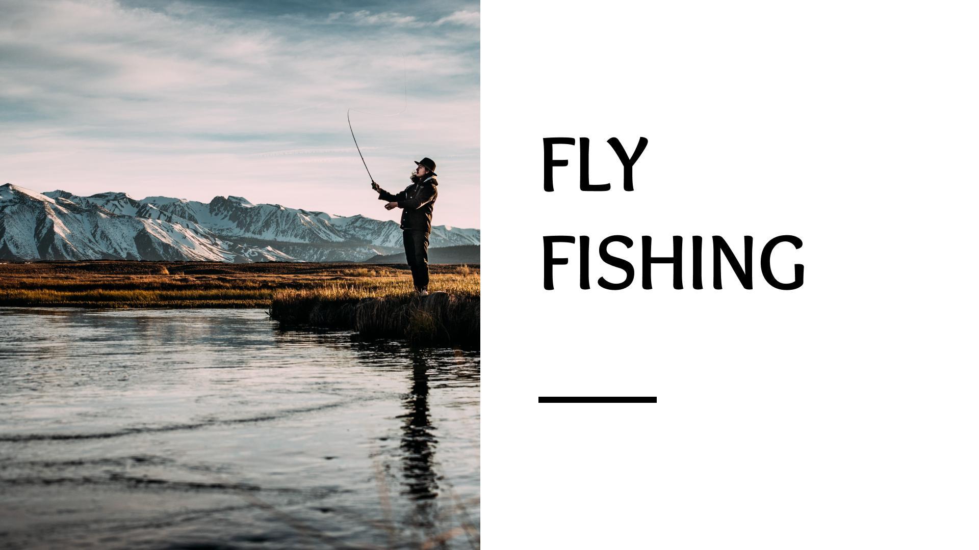 fly fishing: image