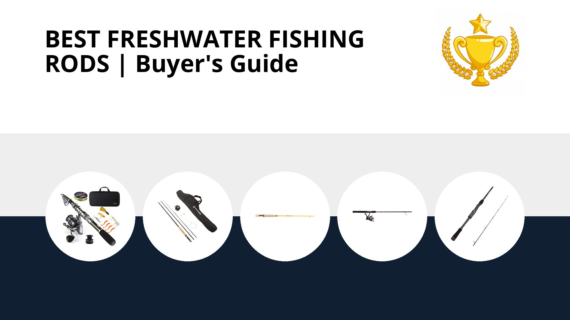 Best Freshwater Fishing Rods: image
